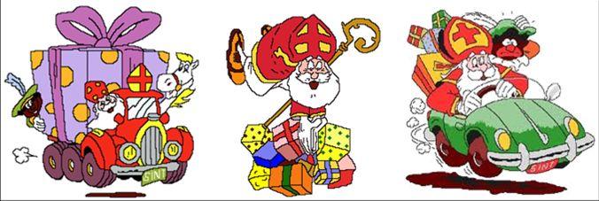 Sinterklaas plaatjes