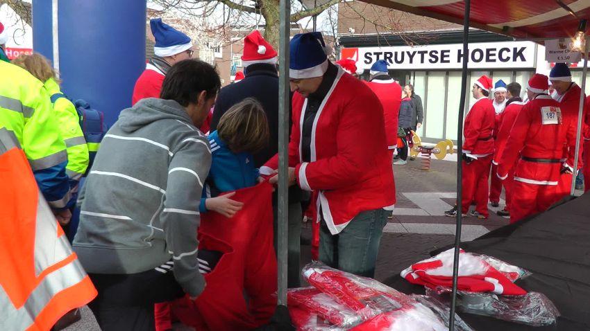 Santa Run 2014
