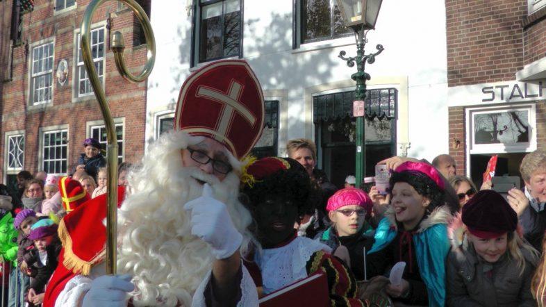 Sint en Piet in Brielle 2017