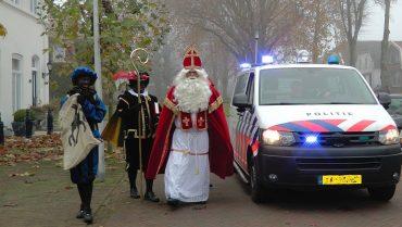 Sinterklaas in Hekelingen 2017