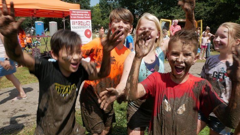 Modderheld SKS Alles Kids 2018