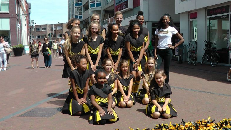 Talent op Straat - Cheerleaders