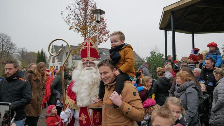 Sinterklaas in Hekelingen 2018
