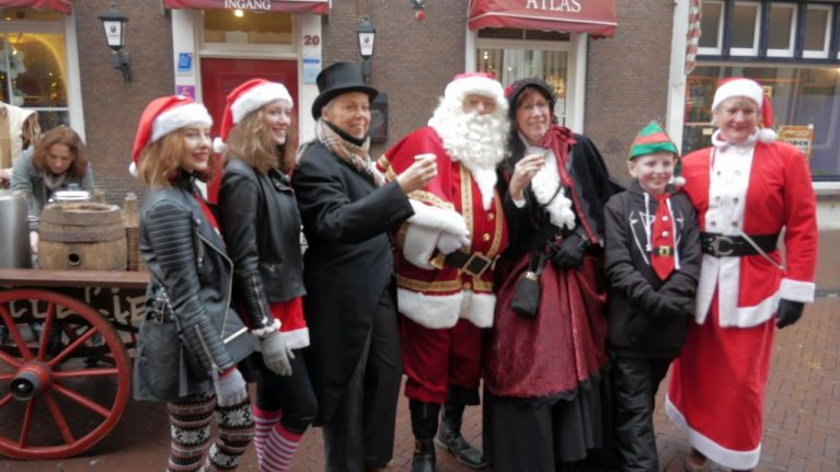 De Bonte Brielse Kerstparade