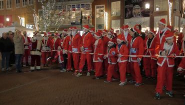Santa Run 2018 Spijkenisse