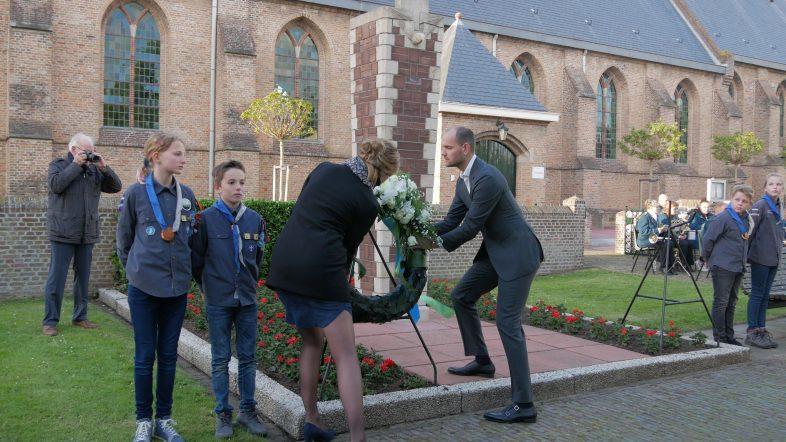 Dodenherdenking Zuidland 4 mei 2019
