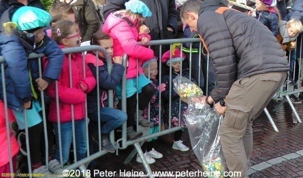Sinterklaas in Brielle 2017